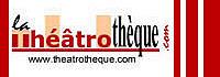 Logo du site spécialisé dans le théâtre, la Théâtrothèque